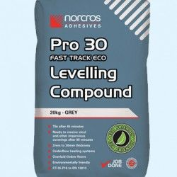 Self Levelling Compound, Depth 30mm, Fast setting